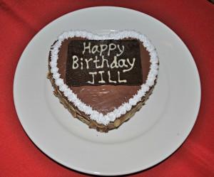生日快乐, Jill!
