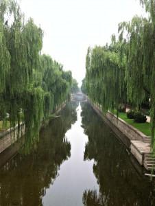 Serenity inside Beijing.