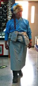 The Tibetan Gentleman.