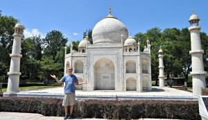 The Taj Mahal.  Also, one of my favorite musicians.