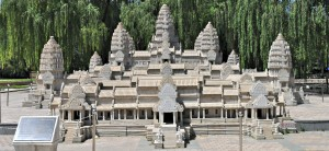 Angkor Wat is rather amazing, even in 1:25 scale.
