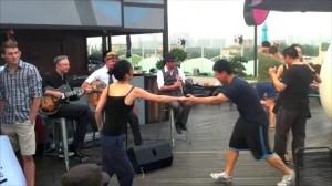 Swing dancing in Beijing!