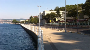 The Embarcadero at Yenikoy.