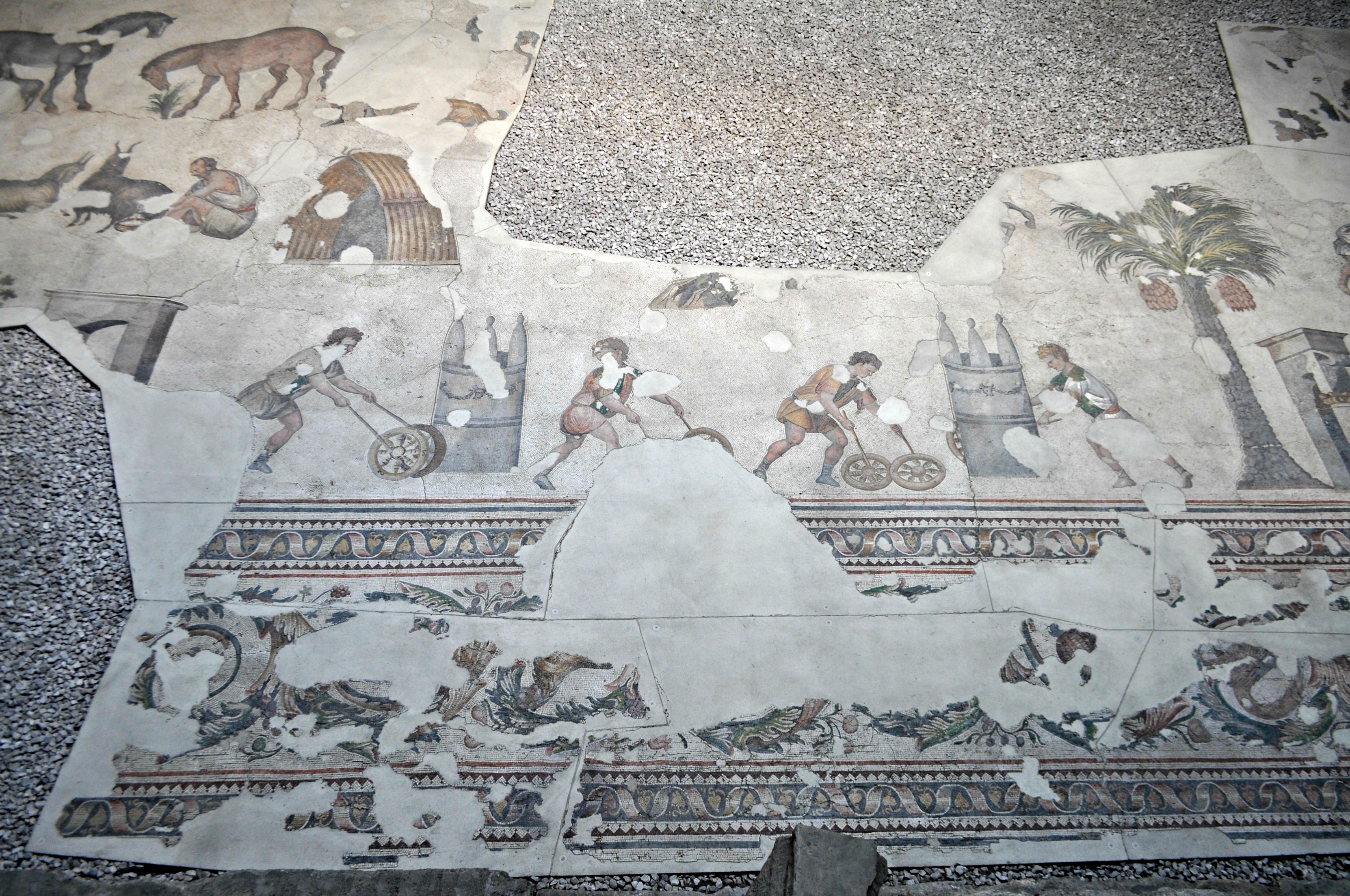 Day 464 In Beijing: Great Palace Mosaic Museum. – From the ...