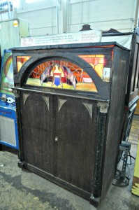 A jukebox from days ago.
