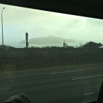 Our view of Angel Island from the bus.